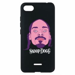 Чехол для Xiaomi Redmi 6A Snoop Dogg - FatLine