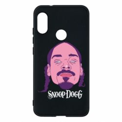 Чехол для Mi A2 Lite Snoop Dogg - FatLine