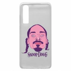 Чехол для Huawei P30 Snoop Dogg - FatLine