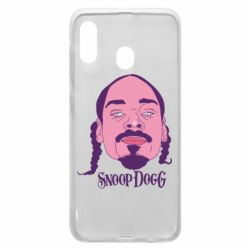 Чехол для Samsung A20 Snoop Dogg - FatLine