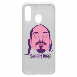 Чехол для Samsung A40 Snoop Dogg - FatLine