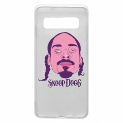Чехол для Samsung S10 Snoop Dogg