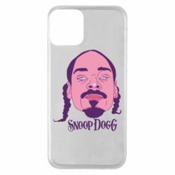 Чехол для iPhone 11 Snoop Dogg