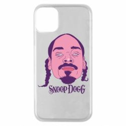 Чехол для iPhone 11 Pro Snoop Dogg