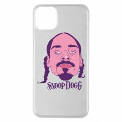 Чехол для iPhone 11 Pro Max Snoop Dogg