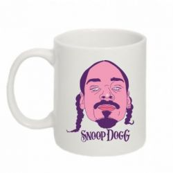Кружка 320ml Snoop Dogg - FatLine