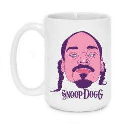 Кружка 420ml Snoop Dogg - FatLine