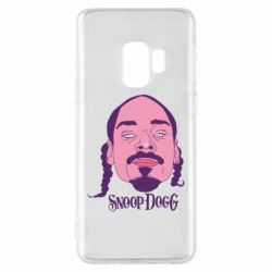 Чехол для Samsung S9 Snoop Dogg - FatLine