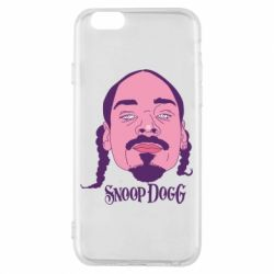 Чехол для iPhone 6/6S Snoop Dogg - FatLine