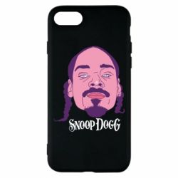 Чехол для iPhone 7 Snoop Dogg - FatLine