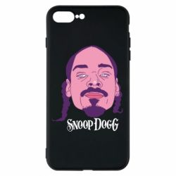 Чехол для iPhone 7 Plus Snoop Dogg - FatLine