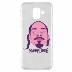 Чехол для Samsung A6 2018 Snoop Dogg
