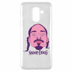 Чехол для Samsung A6+ 2018 Snoop Dogg
