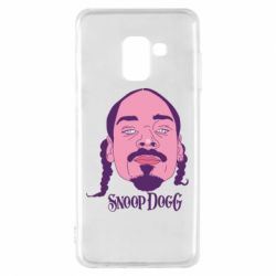 Чехол для Samsung A8 2018 Snoop Dogg - FatLine