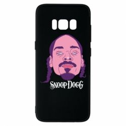 Чехол для Samsung S8 Snoop Dogg