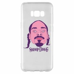 Чехол для Samsung S8+ Snoop Dogg - FatLine