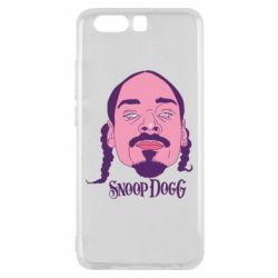 Чехол для Huawei P10 Snoop Dogg - FatLine