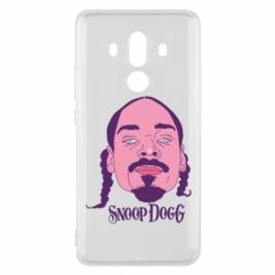 Чехол для Huawei Mate 10 Pro Snoop Dogg - FatLine