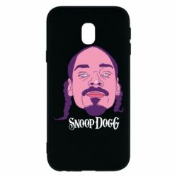 Чехол для Samsung J3 2017 Snoop Dogg - FatLine