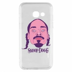 Чехол для Samsung A3 2017 Snoop Dogg - FatLine