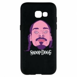 Чехол для Samsung A5 2017 Snoop Dogg - FatLine