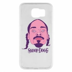 Чехол для Samsung S6 Snoop Dogg - FatLine