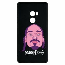 Чехол для Xiaomi Mi Mix 2 Snoop Dogg
