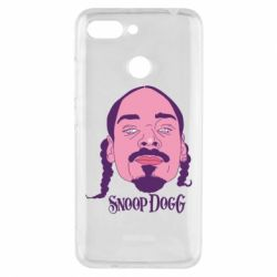 Чехол для Xiaomi Redmi 6 Snoop Dogg - FatLine