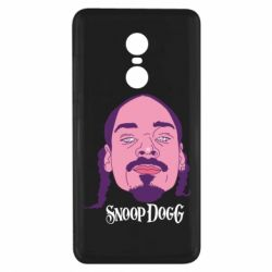 Чехол для Xiaomi Redmi Note 4x Snoop Dogg - FatLine