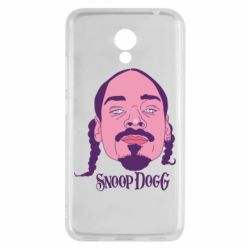 Чехол для Meizu M5c Snoop Dogg - FatLine