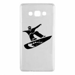 Чохол для Samsung A7 2015 Snow Board