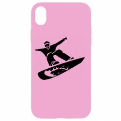 Чохол для iPhone XR Snow Board