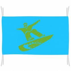 Прапор Snow Board