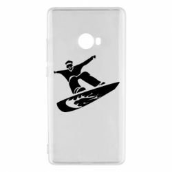Чохол для Xiaomi Mi Note 2 Snow Board