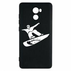 Чохол для Xiaomi Redmi 4 Snow Board