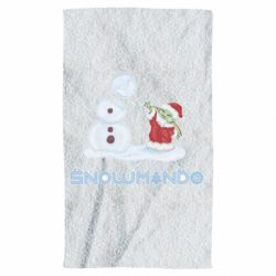 Полотенце Snowmando