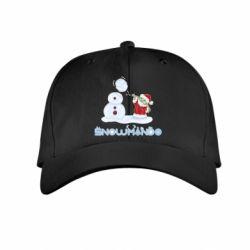 Детская кепка Snowmando