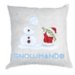 Подушка Snowmando