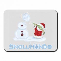 Коврик для мыши Snowmando