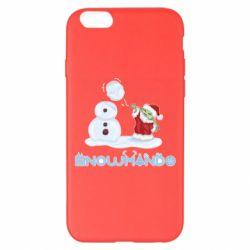 Чехол для iPhone 6 Plus/6S Plus Snowmando