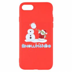 Чехол для iPhone 8 Snowmando