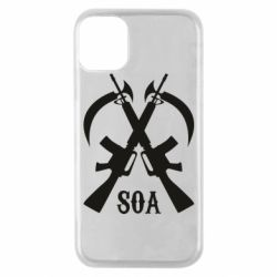 Чехол для iPhone 11 Pro SoA weapons and scythe