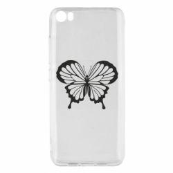 Чехол для Xiaomi Mi5/Mi5 Pro Soft butterfly