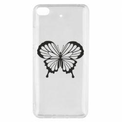 Чехол для Xiaomi Mi 5s Soft butterfly