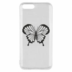 Чехол для Xiaomi Mi6 Soft butterfly