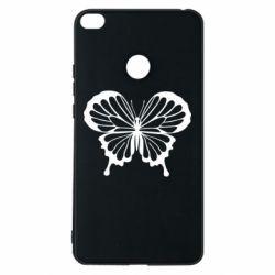 Чехол для Xiaomi Mi Max 2 Soft butterfly