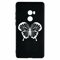 Чехол для Xiaomi Mi Mix 2 Soft butterfly