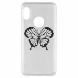 Чехол для Xiaomi Redmi Note 5 Soft butterfly