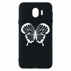 Чехол для Samsung J4 Soft butterfly