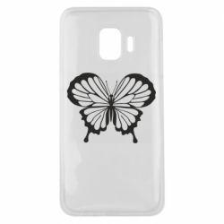 Чехол для Samsung J2 Core Soft butterfly